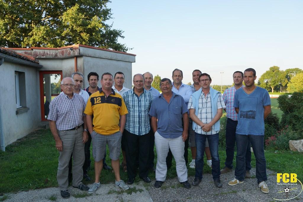 Comité Directeur 2014/2015