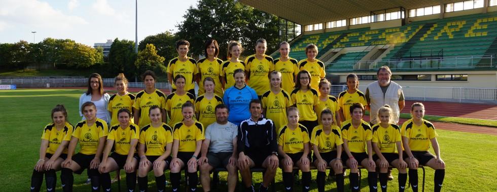Féminines FC Bressuire
