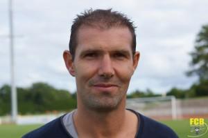 Stéphane Paquereau - Arbitre FC Bressuire