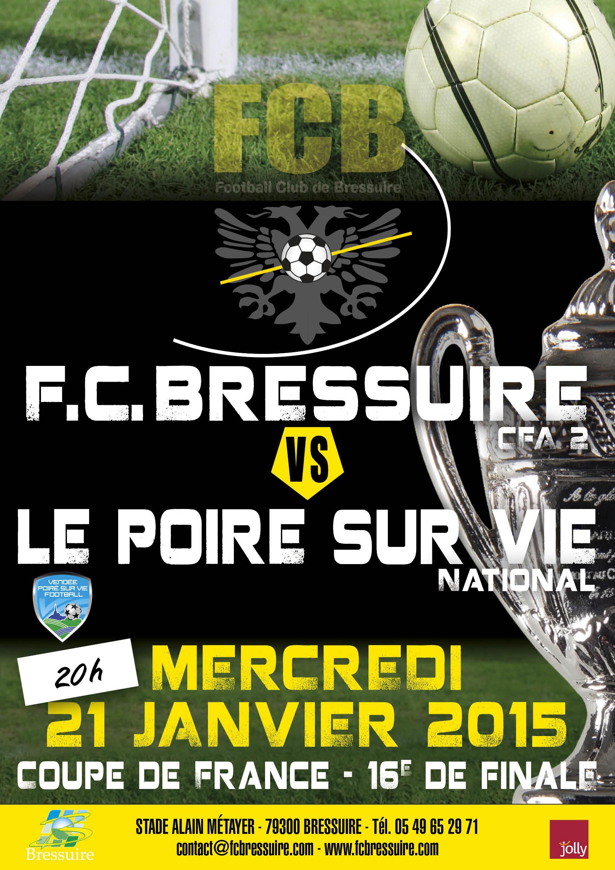 Football club de bressuire parcours cdf coupe de france - Coupe de france 2014 2015 ...