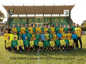 U10 U11 FCB 2017 2018