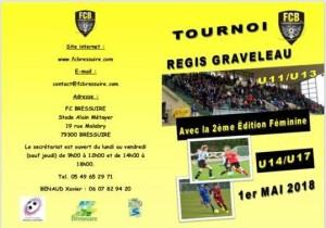 tournoi Regis Graveleau