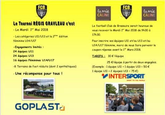 tournoi Regis Graveleau 2
