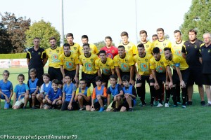 equipe 1 , FCB - ANGLET