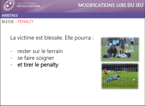 blesse penalty