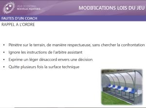 faute d'un coach