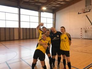 seniors Féminine Futsal
