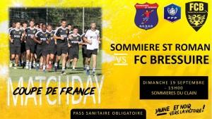 DIMANCHE 19 SEPTEMBRE COUPE DE FRANCE